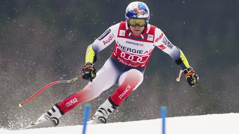 Combinata di Hinterstoder, Pinturault vince e torna in corsa per la Coppa
