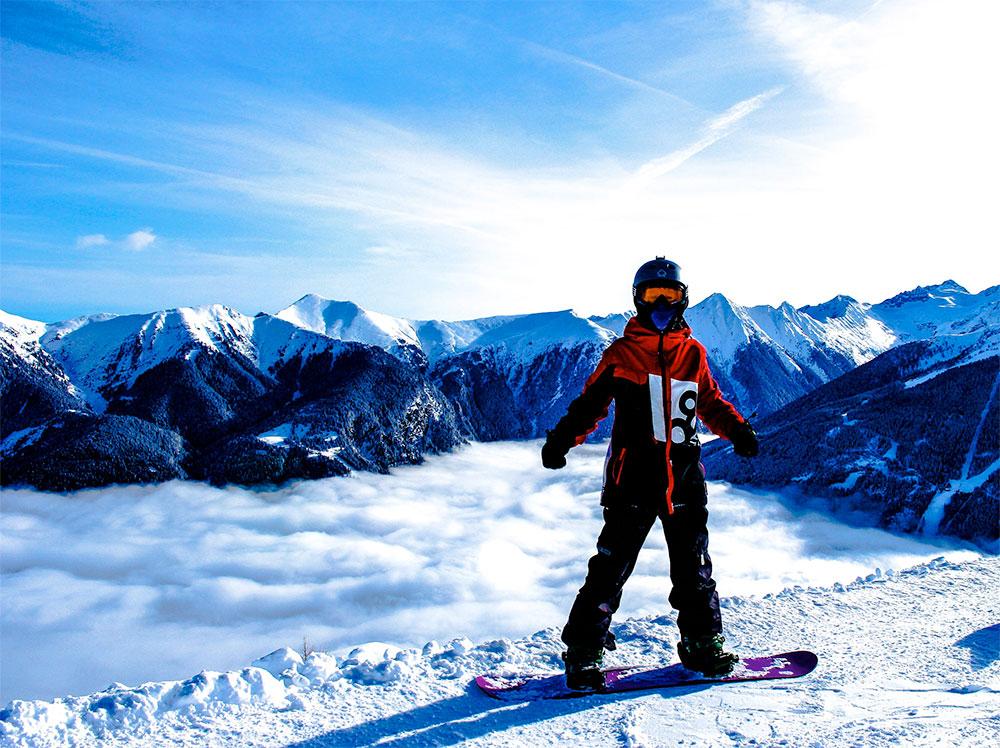 Imparare a sciare online