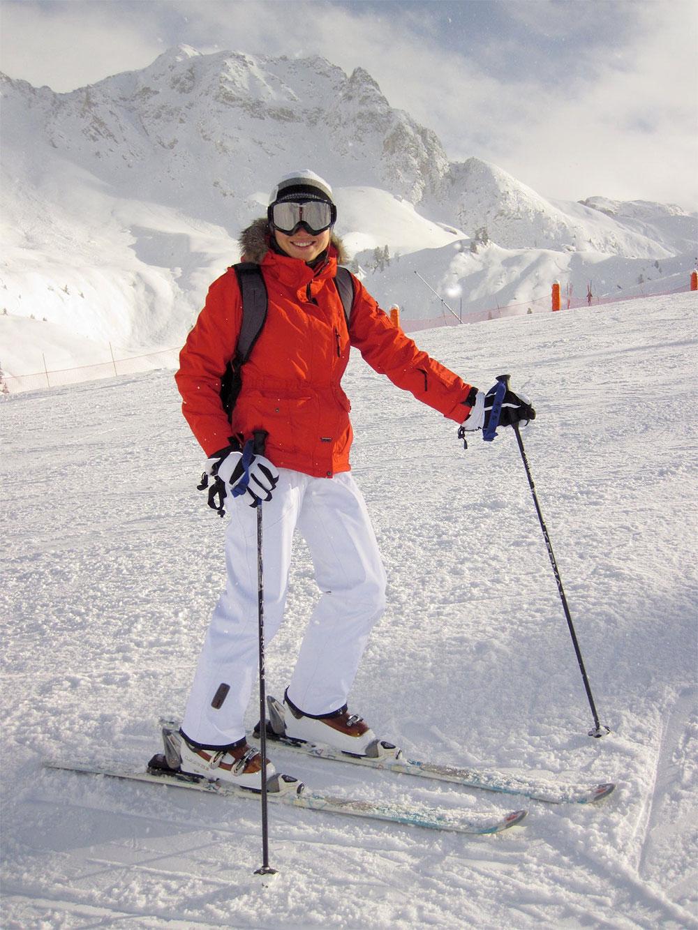 Quanto tempo occorre per imparare a sciare bene?