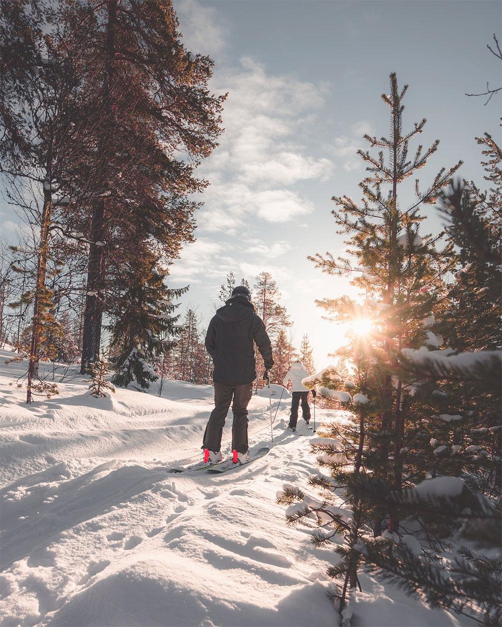 Visitate una pista da sci asciutta prima di iniziare